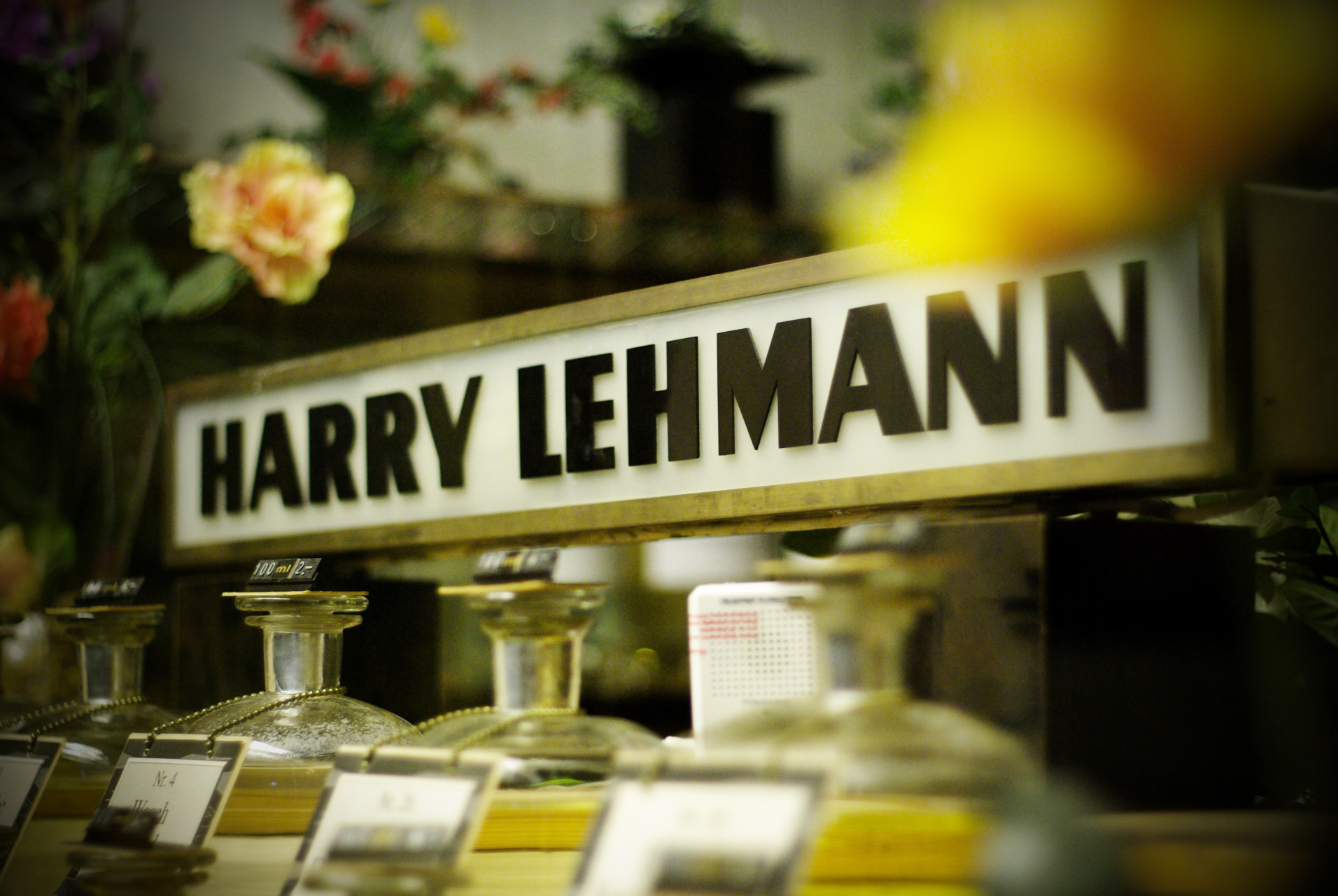 Harry Lehmann