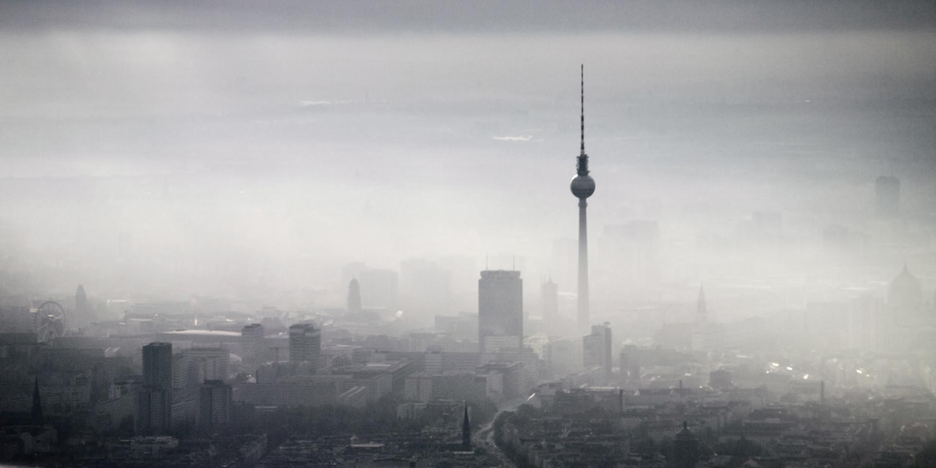 Carolin Weinkopf, Berlin, Skyline