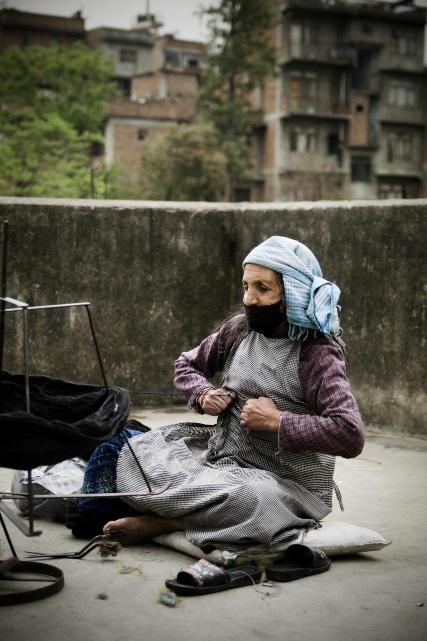 Old Patan (Nepal)