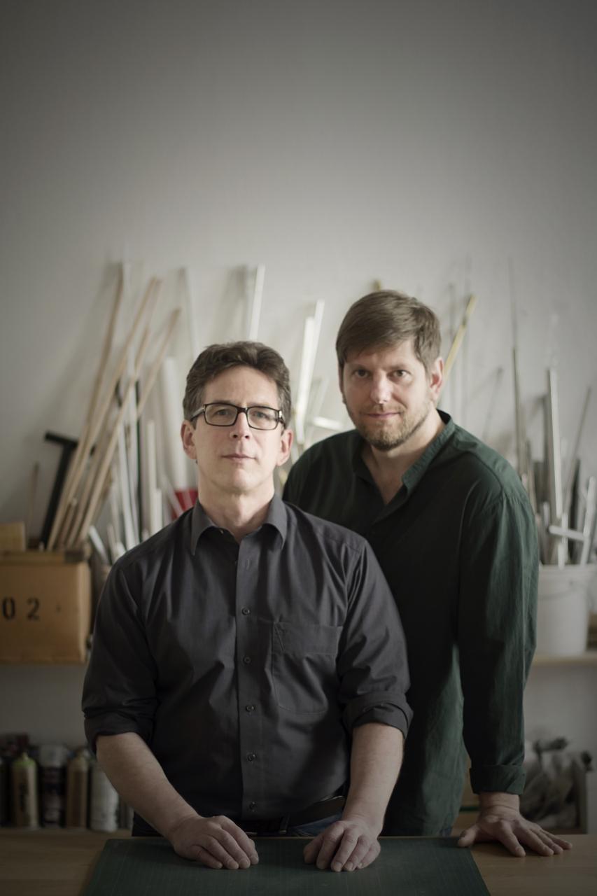 Hauke Murken + Sven Hansen (product designers)