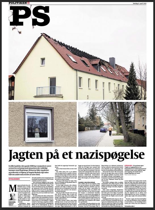 Tröglitz, Politiken, Erik Jensen, Carolin Weinkopf