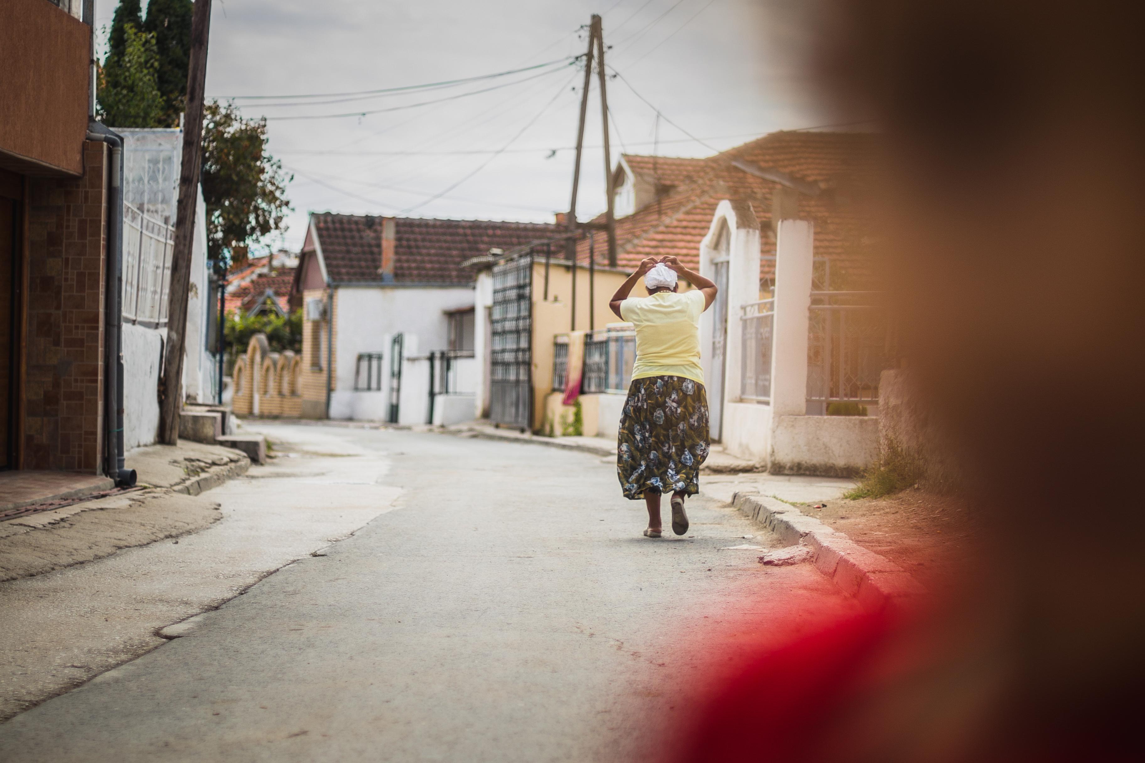 Noch ein Jahr, Mazedonien, Macedonia, Shutka, 2015