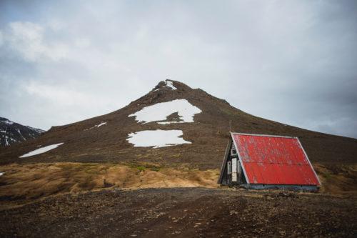 Cabin Iceland, Hütte Island, carolin Weinkopf, Snæfellsnes Peninsula, Snaefellsnes Halbinsel
