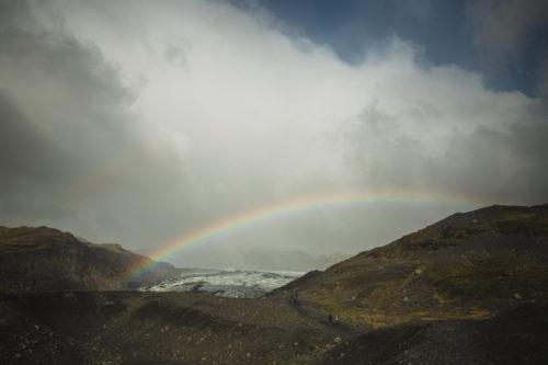 Solheimajökull, Iceland, glacier, Island, Carolin Weinkopf