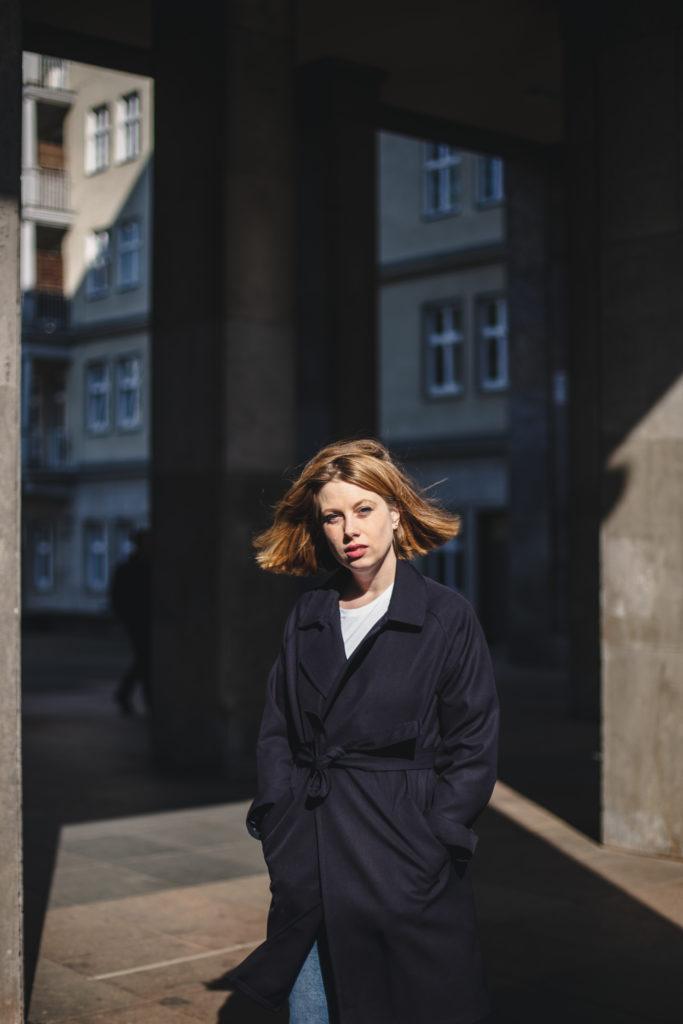 Hannah Lühmann, Journalistin, Autorin, Porträt, Portrait, Carolin Weinkopf